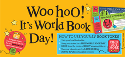 Woohoo it's World Book Day!