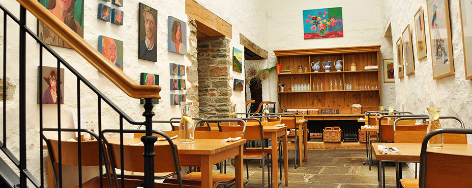 Richard Booth's Bookshop Cafe